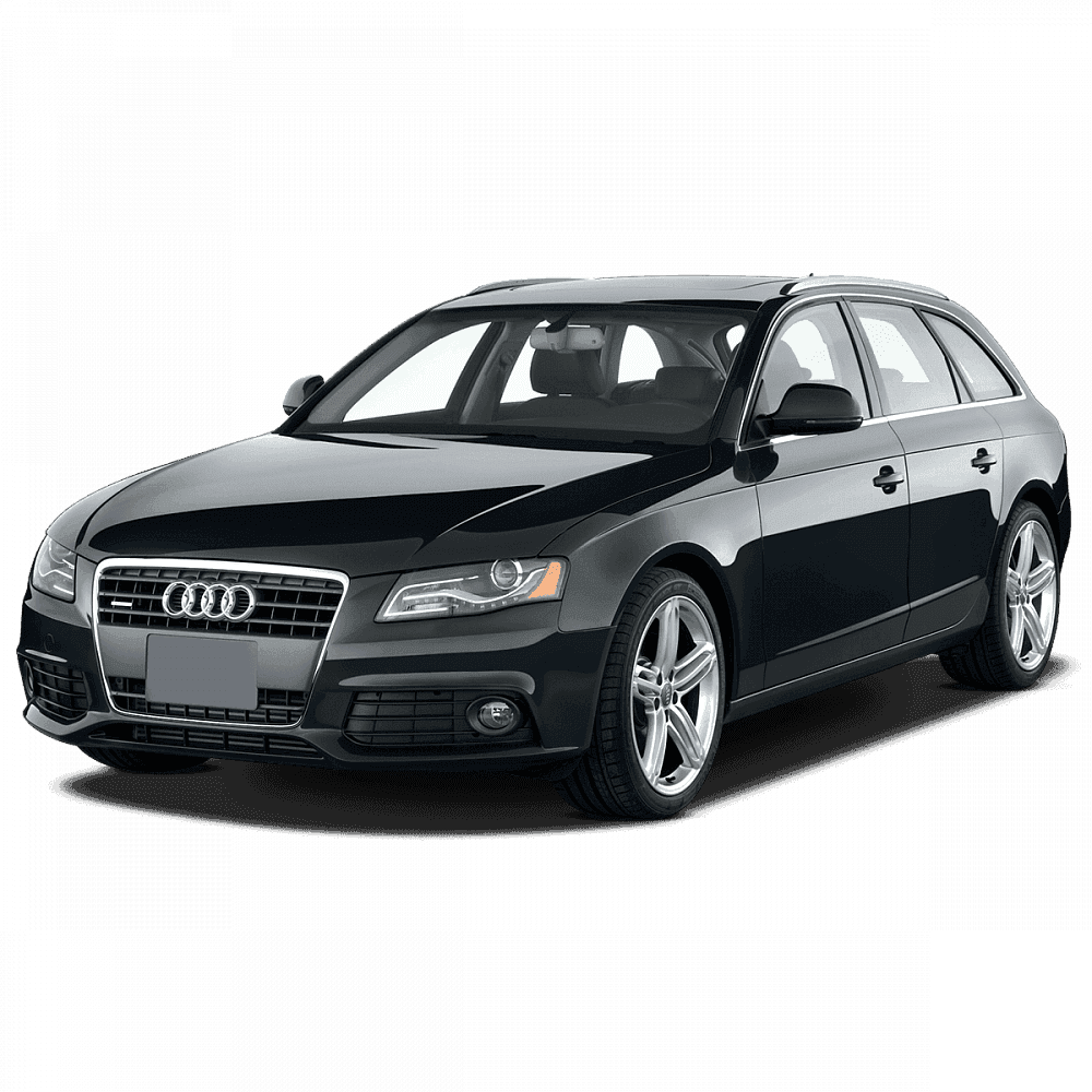 Выкуп разбитых Audi A4