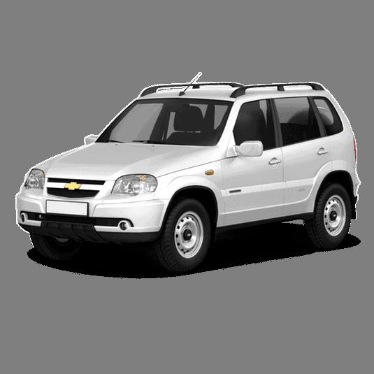 Выкуп Chevrolet Niva на металлолом