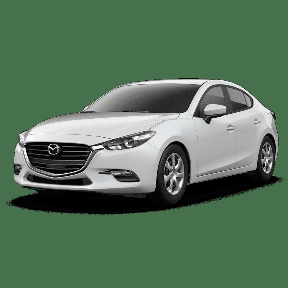 Выкуп утилизированных Mazda 3