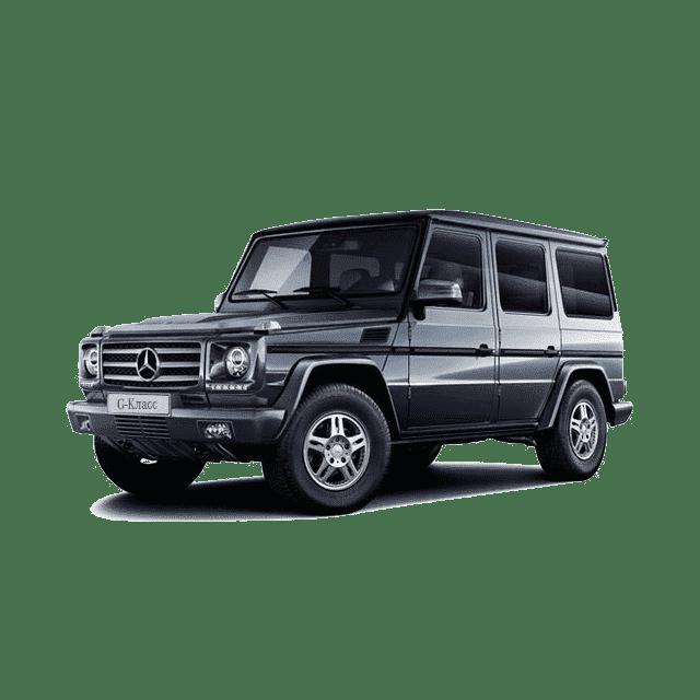 Выкуп Mercedes G-klasse
