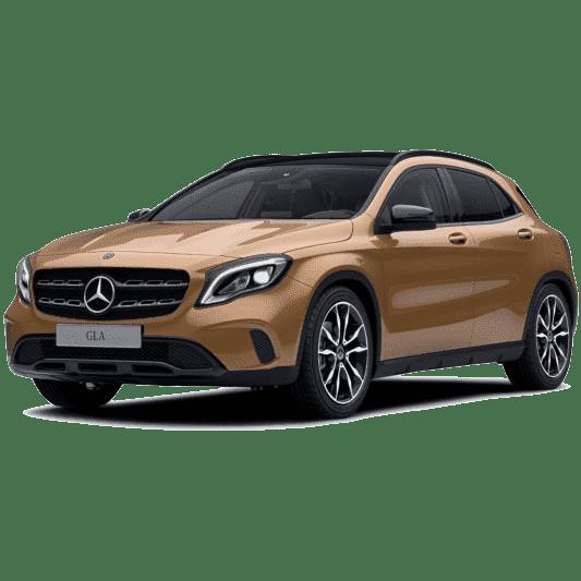 Выкуп утилизированных Mercedes GLA-klasse
