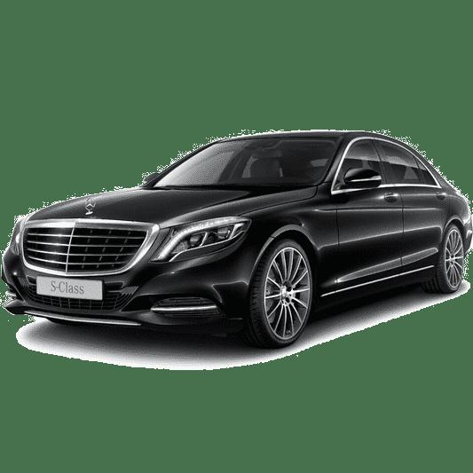 Выкуп неисправных Mercedes S-klasse