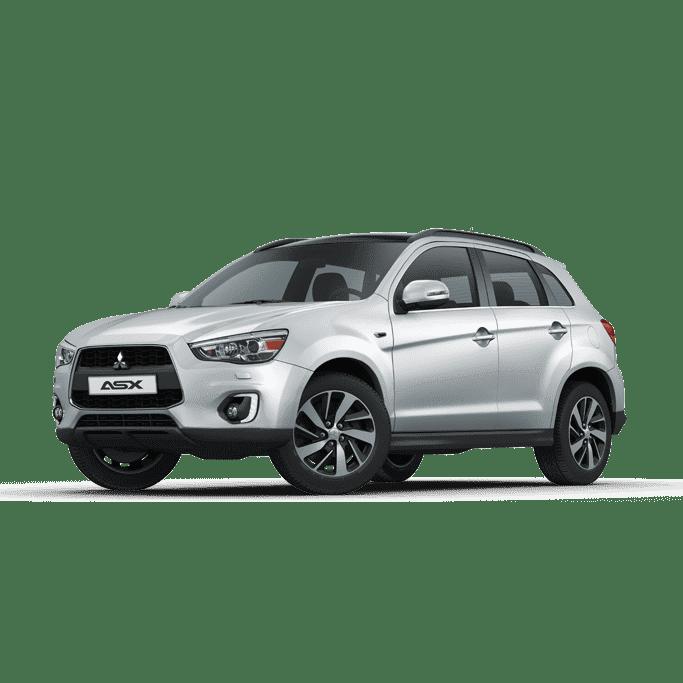 Выкуп утилизированных Mitsubishi ASX