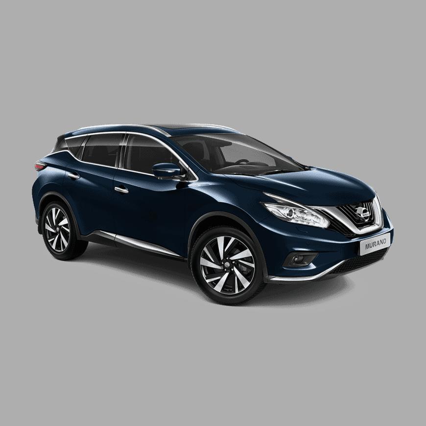 Выкуп иномарок Nissan Murano