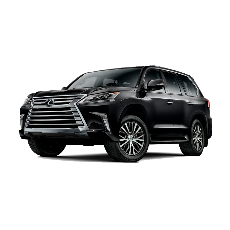 Выкуп подержанных Lexus LX