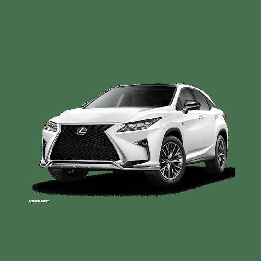 Выкуп неисправных Lexus RX