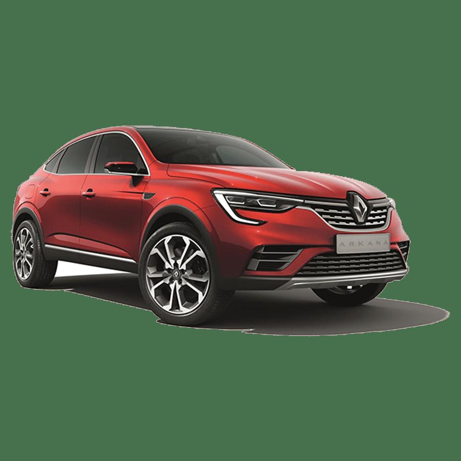 Выкуп аварийного Renault Arkana