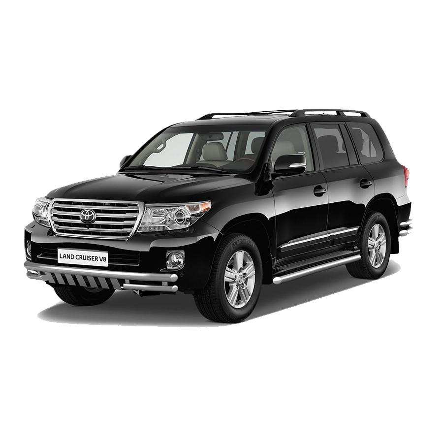 Выкуп Toyota Land Cruiser на металлолом