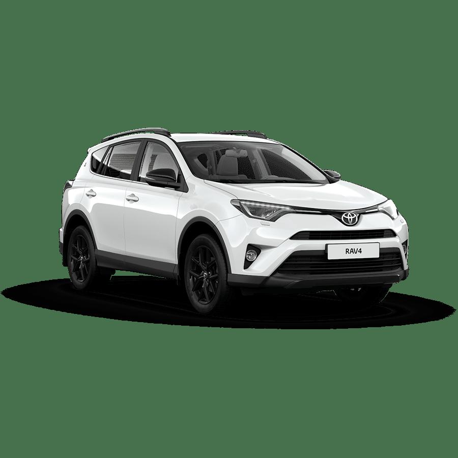Выкуп Toyota RAV 4 с огр. рег. действий