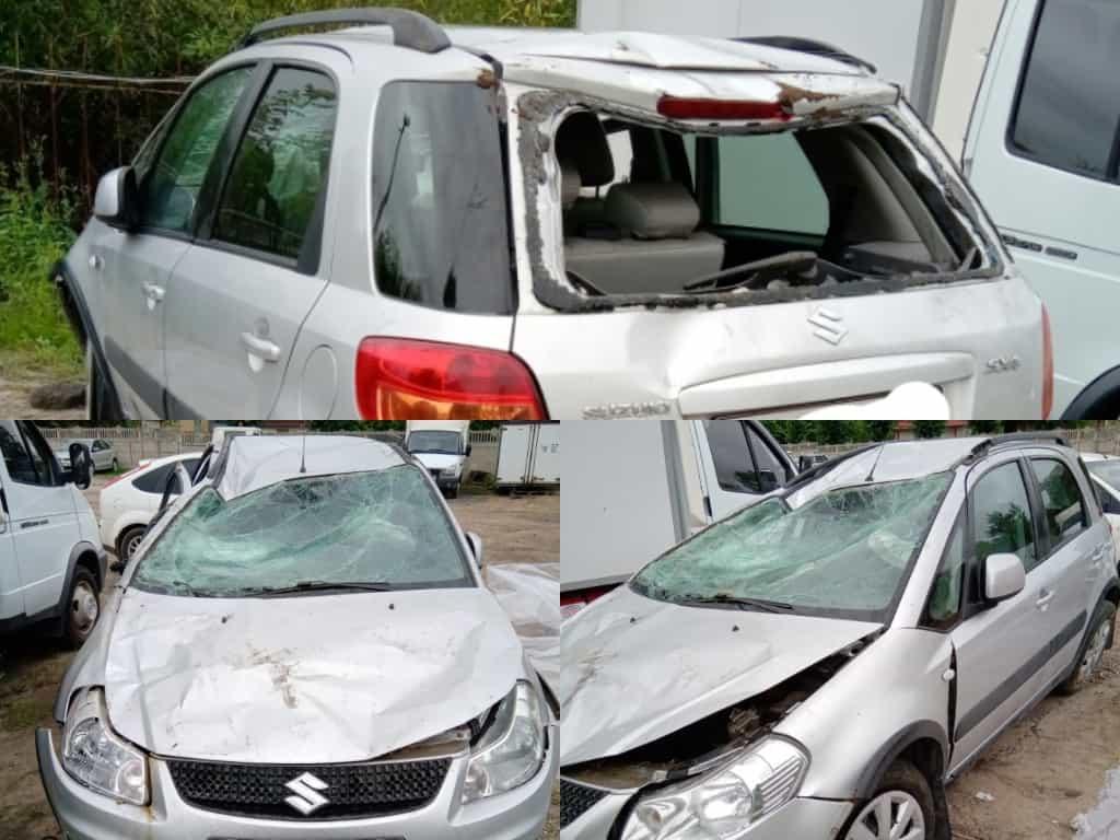 Нужно новое авто, это уже без смысла ремонтировать