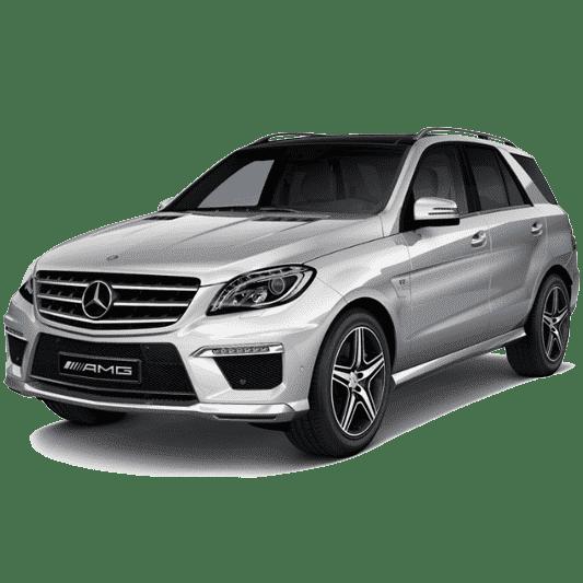 Выкуп Mercedes M-klasse AMG