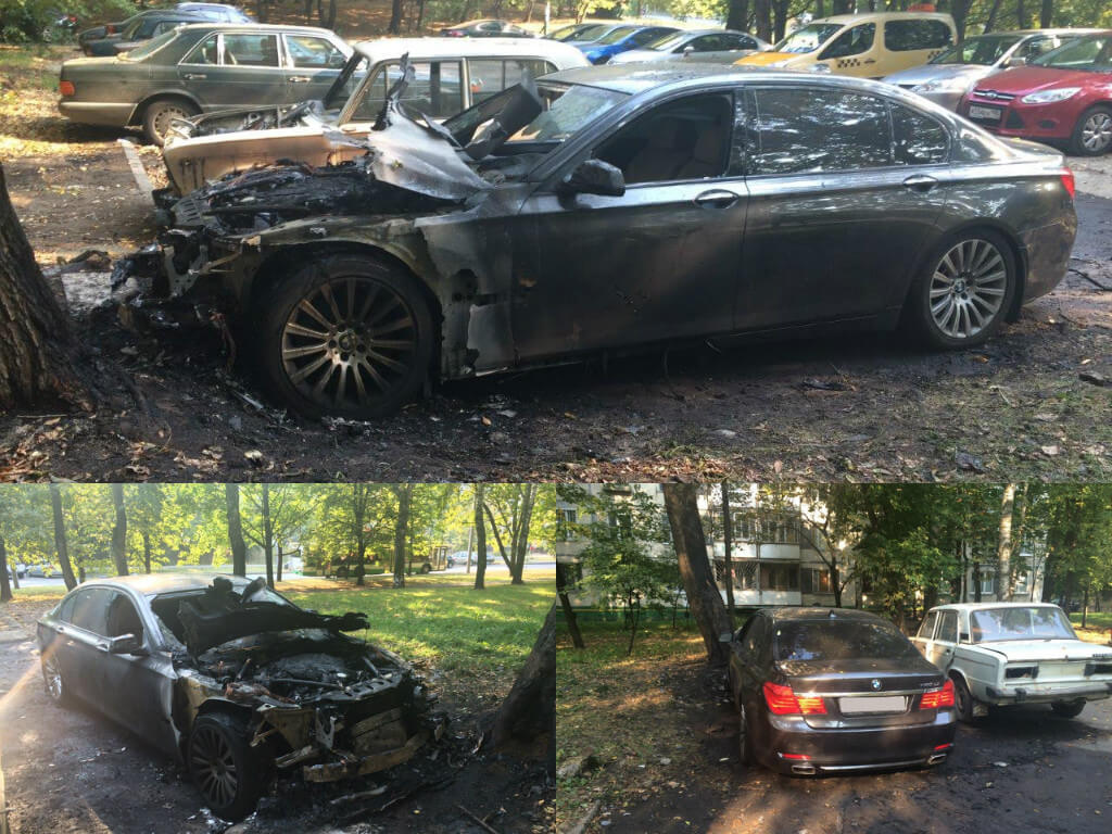 скупка неисправных BMW X5 M